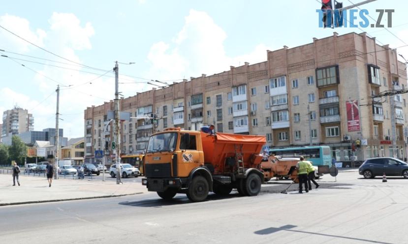 Screenshot 55 - Нарешті! У Житомирі почали ремонтувати найпроблемніші ділянки автодоріг (ФОТО)
