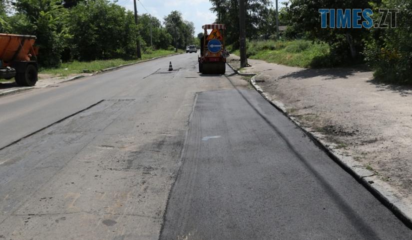 Screenshot 57 - Нарешті! У Житомирі почали ремонтувати найпроблемніші ділянки автодоріг (ФОТО)