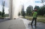 """Screenshot 64 150x96 - Унаслідок аварії на Східній у Житомирі забили """"фонтани"""""""