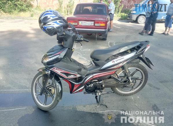 Screenshot 89 598x437 - На Житомирщині літній водій на ВАЗ збив мопедиста
