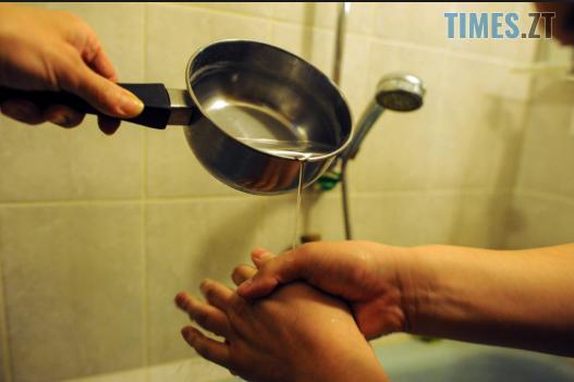 Screenshot 9 - До уваги житомирян: ціле місто на два дні залишиться без води