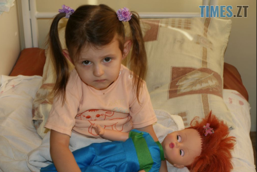 Screenshot 91 - Дитячому відділенню Брусилівської лікарні життєво необхідна фінансова допомога