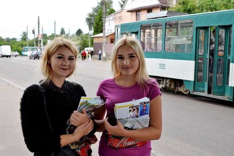 02 4 - День Тесли в Житомирі: пасажири шукали у трамваях кондукторів – а їх не було… (ВІДЕО)