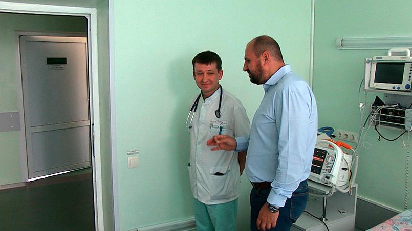 4e781697b201e31b8d57c369dea916f7 w859 h569 - Борислав Розенблат направив більше 45 млн субвенції на обладнання житомирських лікарень