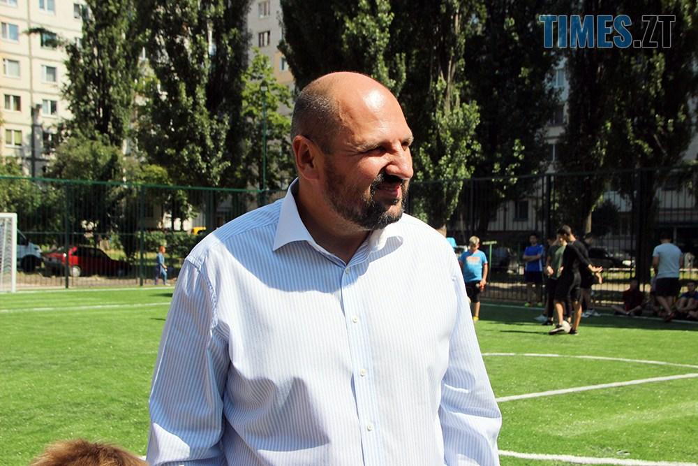 IMG 5365 - Тепер у дворі Бориса Тена 100 та 102 є нове футбольне поле, - Борислав Розенблат (ВІДЕО, ФОТО)