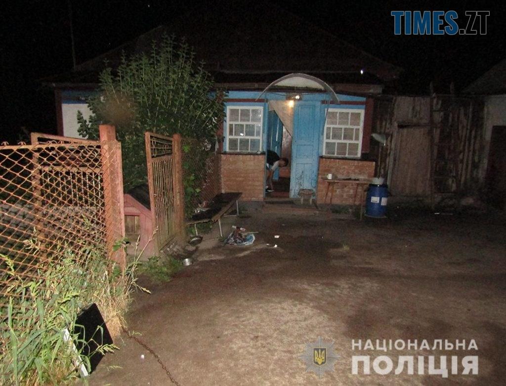 IMG 7826  1024x780 - На Житомирщині озброєні грабіжники напали на пенсіонерку, увірвавшись до її будинку (ФОТО)