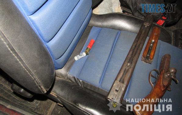Screenshot 10 - На Житомирщині невідомий чоловік прострелив перехожому дві ноги, не виходячи з автівки