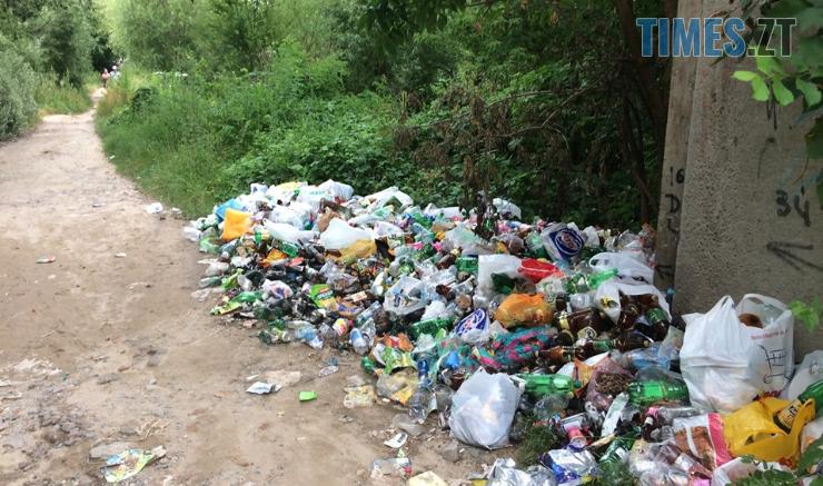 Screenshot 12 740x437 - Житомирянин просить владу прибрати сміттєзвалища на Богунському і Соколовському кар'єрах