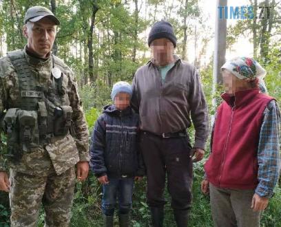 Screenshot 15 1 - Житомирські прикордонники знайшли у лісі маленького хлопчика з сусідньої області