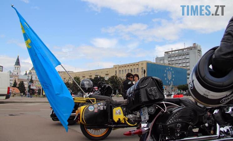Screenshot 15 3 - До Житомира завітали учасники щорічного всеукраїнського Мотопробігу єдності (ФОТО)