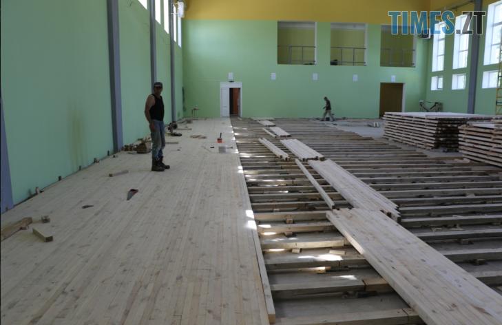 Screenshot 2 1 - В одній зі шкіл Житомира з'явиться нова сучасна спортивна зала (ФОТО)