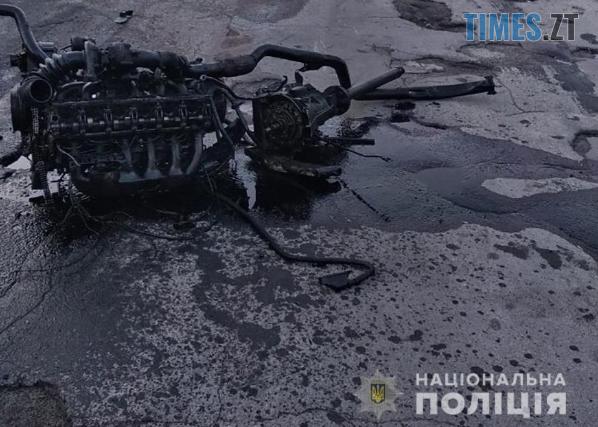 Screenshot 24 2 - На Житомирщині потяг протаранив автомобіль Mercedes (ФОТО)