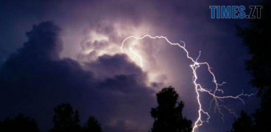 Screenshot 25 2 - Дощі та грози: синоптики попереджають про погіршення погодних умов на Житомирщині