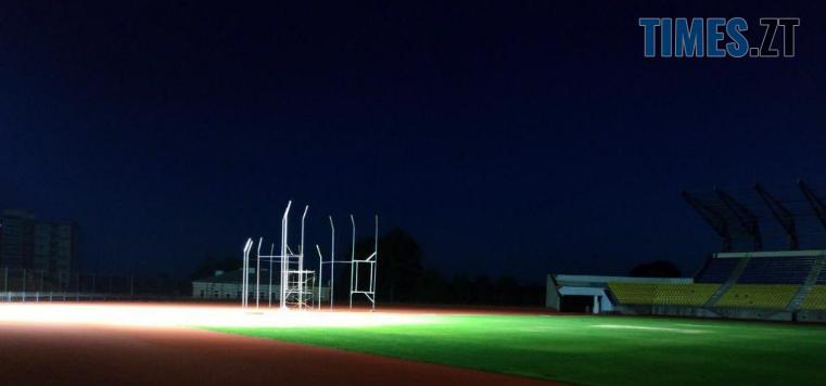 Screenshot 25 - У Житомирі на стадіоні «Полісся» протестували нове потужне освітлення (ФОТО)