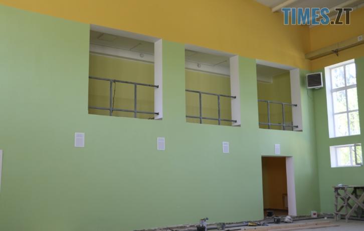 Screenshot 3 - В одній зі шкіл Житомира з'явиться нова сучасна спортивна зала (ФОТО)