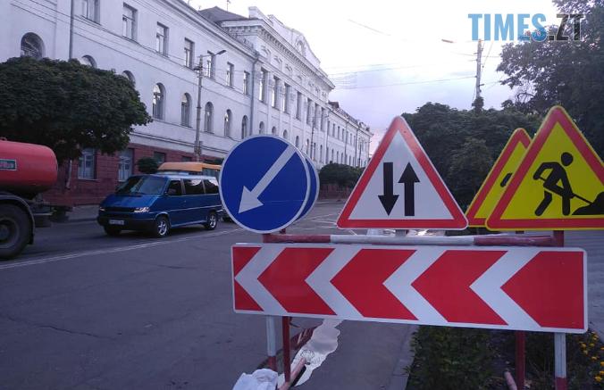 Screenshot 31 1 676x437 - У Житомирі почали капітальний ремонт автодороги на Великій Бердичівській