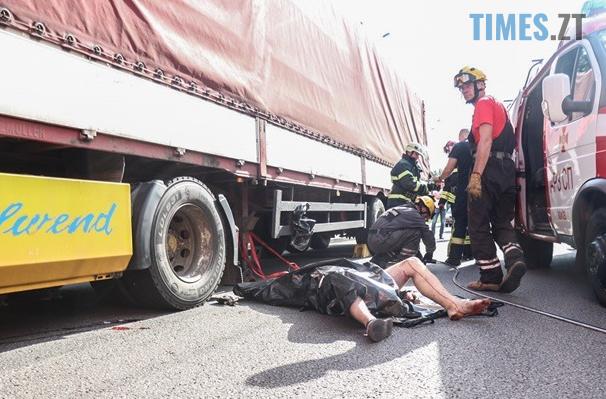 Screenshot 36 - Житомирському водієві вантажівка розчавила голову (ФОТО 18+)