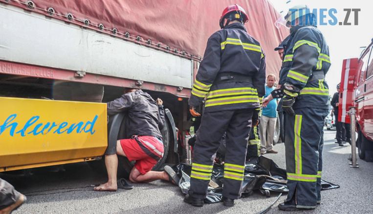 Screenshot 38 763x437 - Житомирському водієві вантажівка розчавила голову (ФОТО 18+)