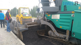 Screenshot 4 2 260x146 - На Параджанова в Житомирі знову розпочали укладку асфальту, рух транспорту обмежено