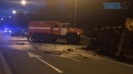 Screenshot 5 2 260x146 - Унаслідок моторошної ДТП на Житомирській трасі загинуло двоє військових, третій - у реанімації (ВІДЕО)
