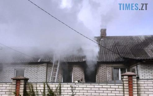 Screenshot 6 4 - У Житомирі сталася жахлива пожежа в будинку на трьох господарів (ФОТО)