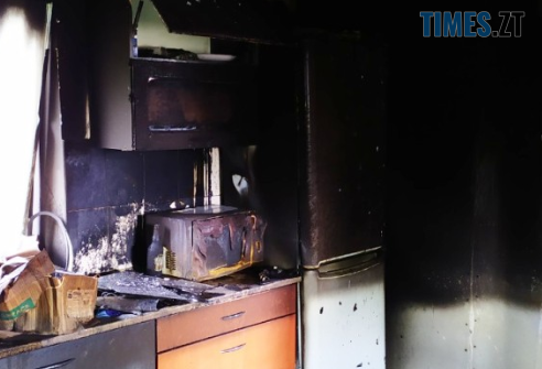 Screenshot 7 2 - У Житомирі сталася жахлива пожежа в будинку на трьох господарів (ФОТО)
