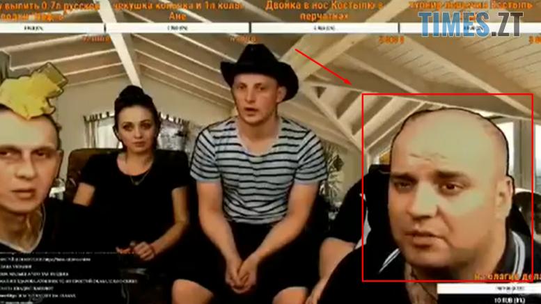 """Screenshot 84 777x437 - """"Найти и наказать!"""": блогер з Житомирщини, який побив ветерана АТО, погрожує всім жорстокою розправою (ВІДЕО)"""