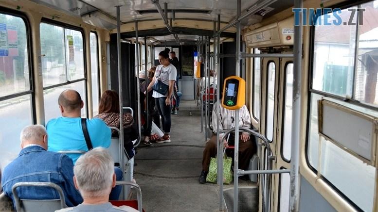 preview 2 - День Тесли в Житомирі: пасажири шукали у трамваях кондукторів – а їх не було… (ВІДЕО)