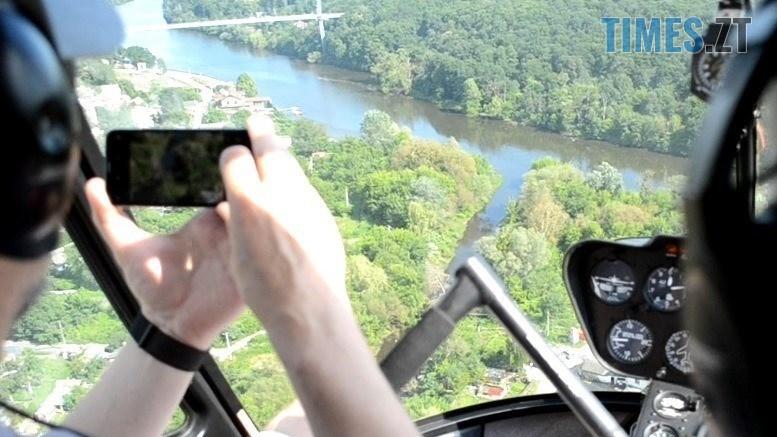 preview times 1 - «Мертві води»: Олег Грамотенко побачив з гелікоптера, що тече у Кам'янку і Тетерів (ВІДЕО)