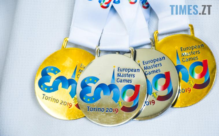Screenshot 21 - Гордість міста: 86-річний житомирянин привіз 4 нагороди з Європейських Ігор (ФОТО)