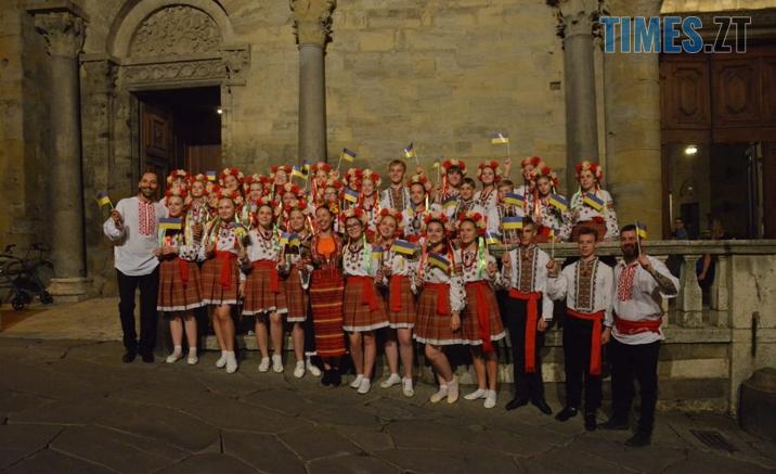 Screenshot 5 3 716x437 - Юні житомирські хористи вибороли перемогу на Міжнародному конкурсі в Італії