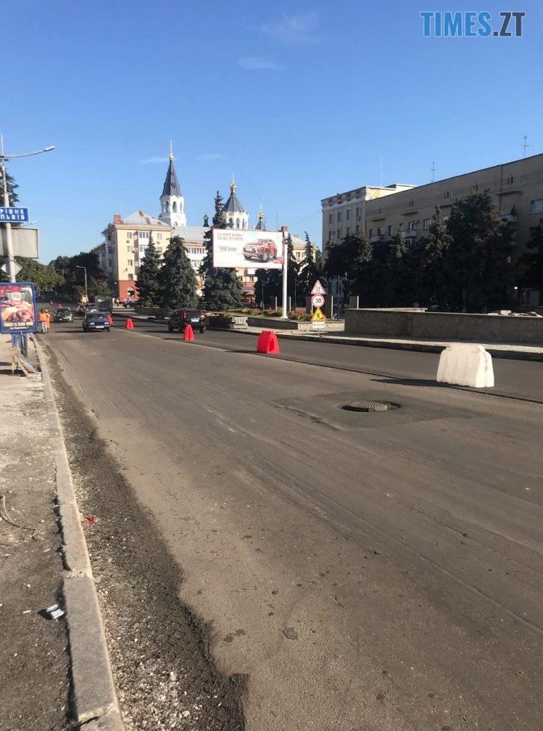 img1567064661 760x1024 - У Житомирі продовжують ремонтувати дороги (ФОТО)