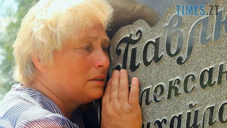 mama 777x437 - Саші Павлюка немає вже 5 років: артилеристи по-особливому згадують загиблих в АТО (ВІДЕО)