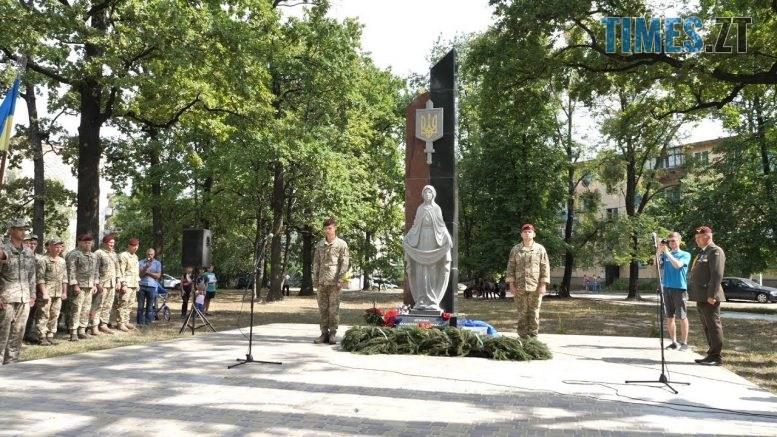maxresdefault 1 777x437 - У Житомирському районі невідомі спаплюжили меморіал воїнам АТО (ФОТО)