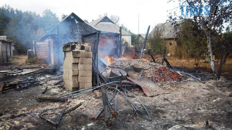 100 4632 777x437 - Житомирщина: під час спалювання сухостою чоловік підпалив 5 приватних домоволодінь (ФОТО)