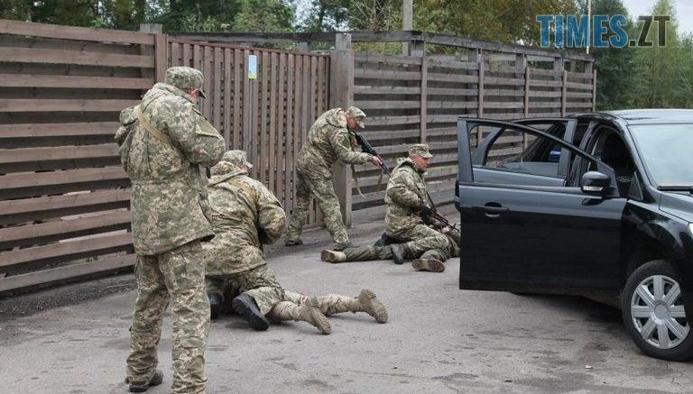 1569845465 2 768x437 - Збори завершені: резервістів Житомирщини відправили по домівках