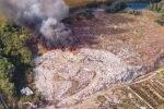 41921b6608d950088a627e3356475c83 L 150x100 - Бердичів: у мережі оприлюднили фото масштабної пожежі на сміттєзвалищі (ФОТО)