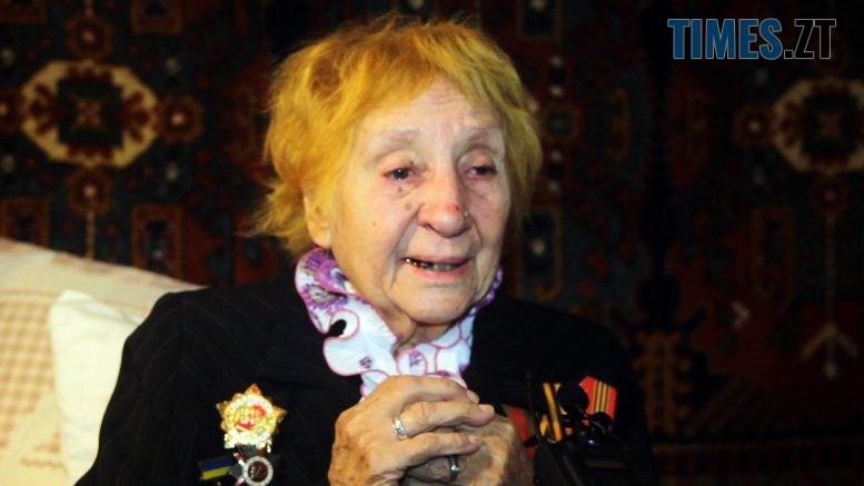 Dudchyk 777x437 - Партизанка з великим минулим живе у Бердичеві і святкує 94-ий День народження (ВІДЕО)