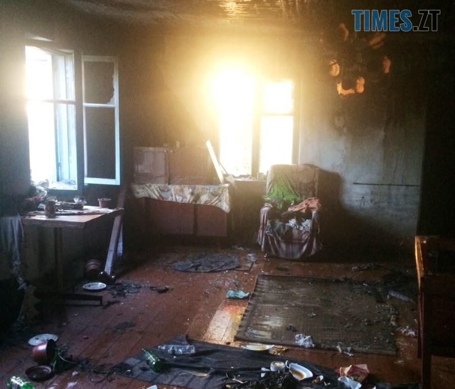 IMG cb570884755847ee17bbfcf9c4682df0 V - На Житомирщині вогнеборці рятували приватний будинок від знищення полум'ям (ФОТО)