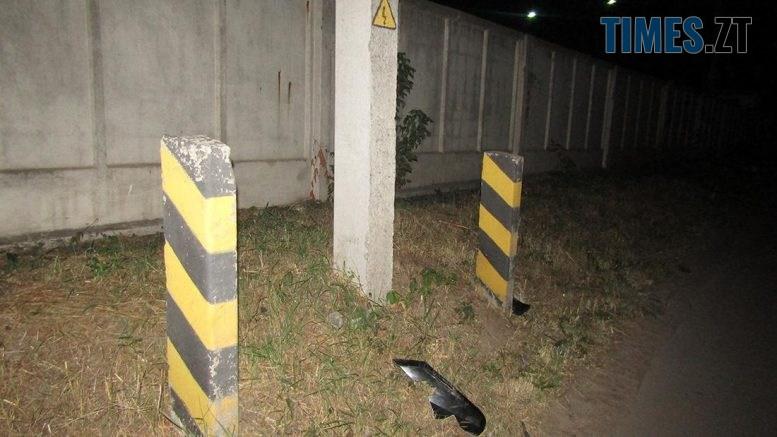 IMG 2216  777x437 - На Житомирщині нетверезий водій на скутері протаранив бетонну опору