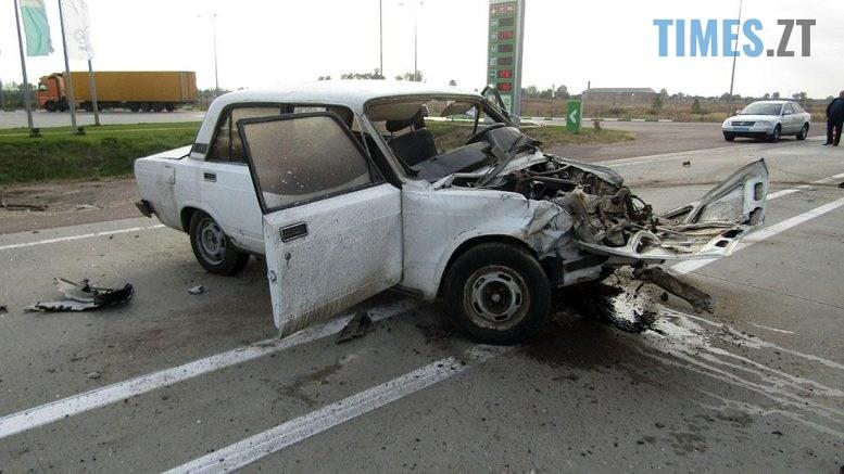 IMG 2290  777x437 - Під час моторошної ДТП на Коростенщині загинув водій легковика