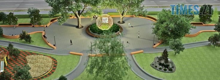 Screenshot 11 1 - У Житомирі на Покровській створюють «Європейський сквер» за 1,4 млн грн (ФОТО)