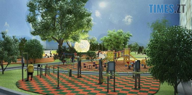 Screenshot 12 1 - У Житомирі на Покровській створюють «Європейський сквер» за 1,4 млн грн (ФОТО)