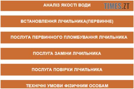 "Screenshot 8 2 - КП ""Житомирводоканал"" анонсував новий список онлайн послуг"