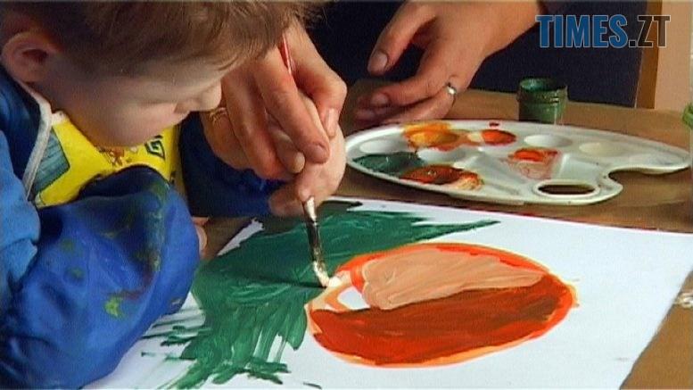 maliun 777x437 - Хворі діти зароблятимуть гроші на ремонт своєї творчої майстерні у Бердичеві (ВІДЕО)