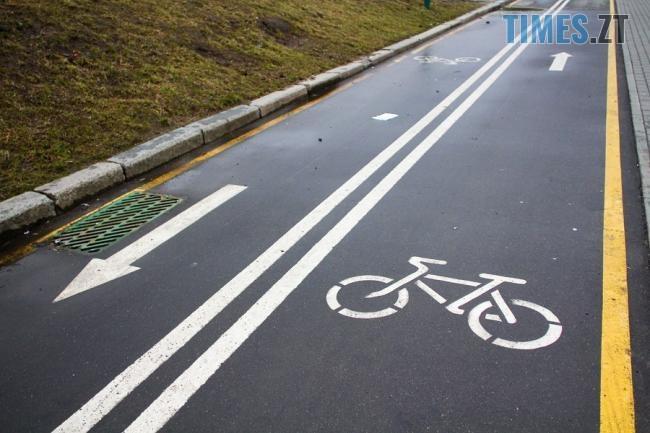"""na rivnenshchini planuyut oblashtuvati velodorizhk20190105 7841 - Сьогодні житомирські велосипедисти зберуться на акцію """"перевірки"""" велодоріжки на В. Бердичівській"""