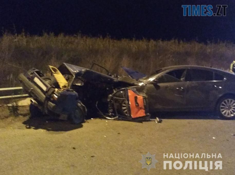 razom  - У моторошній ДТП на Житомирщині загинуло четверо осіб, ще троє - у лікарні