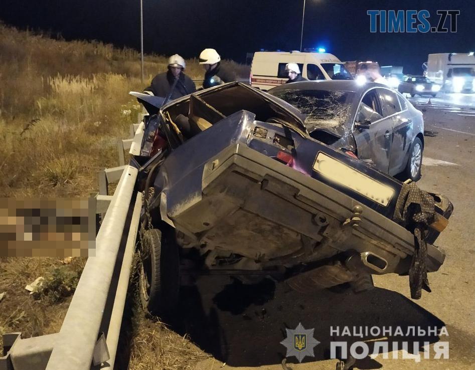 vaz  - У моторошній ДТП на Житомирщині загинуло четверо осіб, ще троє - у лікарні