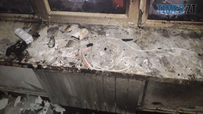 01 777x437 - Бердичів: через замикання електропроводки спалахнула квартира в багатоповерхівці