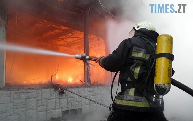 208912 650x410 - В Житомирі сталася пожежа у приватній лазні, ліквідували загоряння три відділення вогнеборців